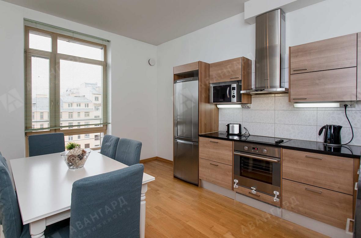 2-комнатная квартира, Графтио ул, 5 - фото 2