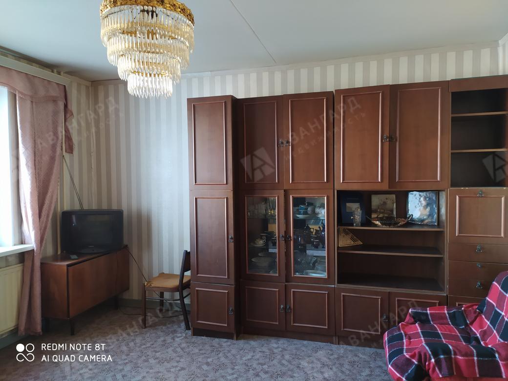 2-комнатная квартира, Кораблестроителей ул, 38 к 1 - фото 1
