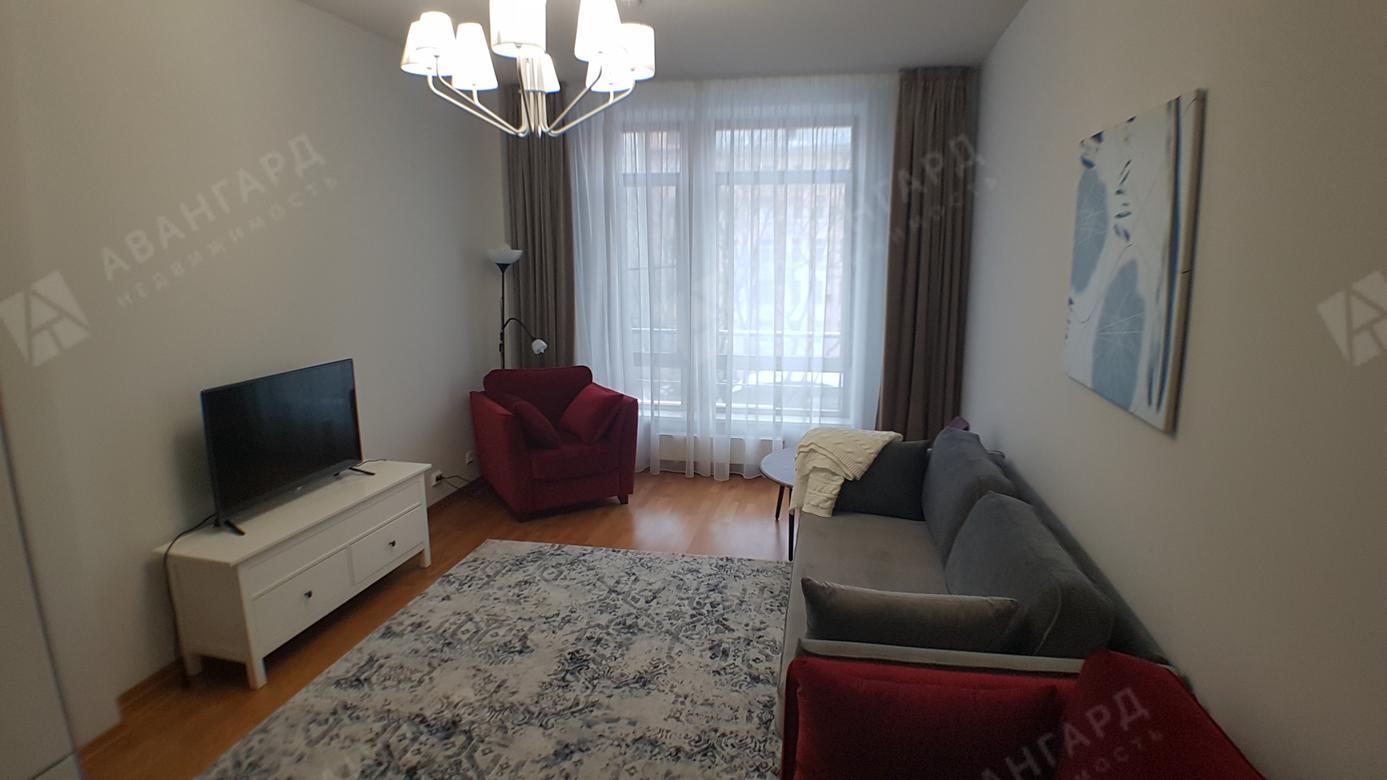 2-комнатная квартира, Графтио ул, 5 - фото 1