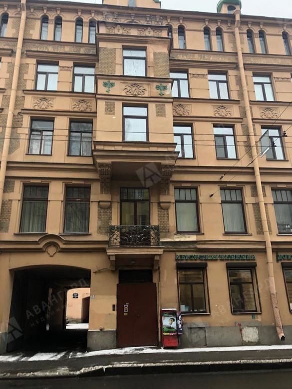 2-комнатная квартира, Большая Пушкарская ул, 17 - фото 10