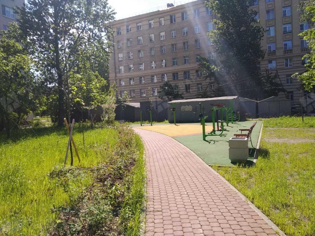 1-комнатная квартира, Бассейная ул, 53 - фото 14