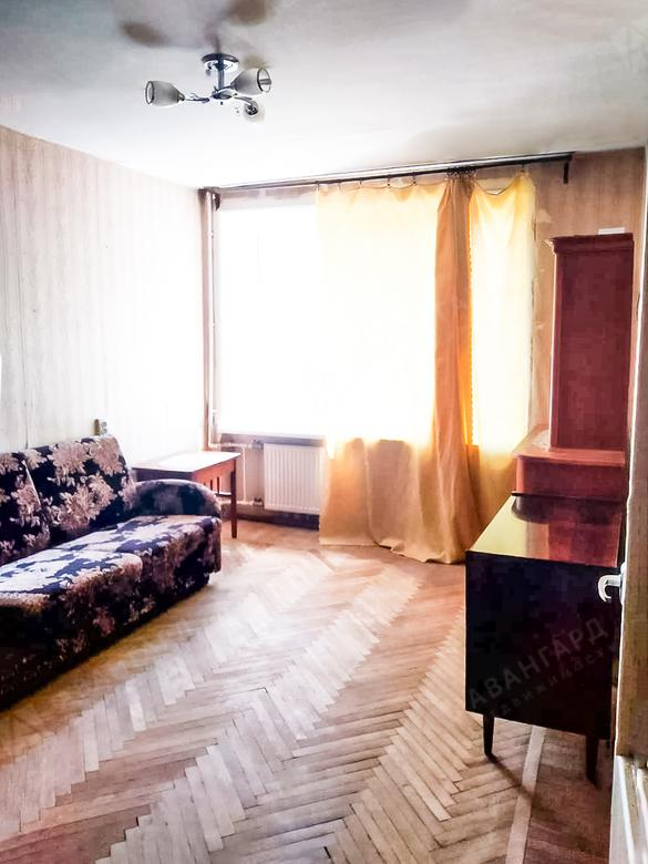 1-комнатная квартира, Бассейная ул, 53 - фото 1