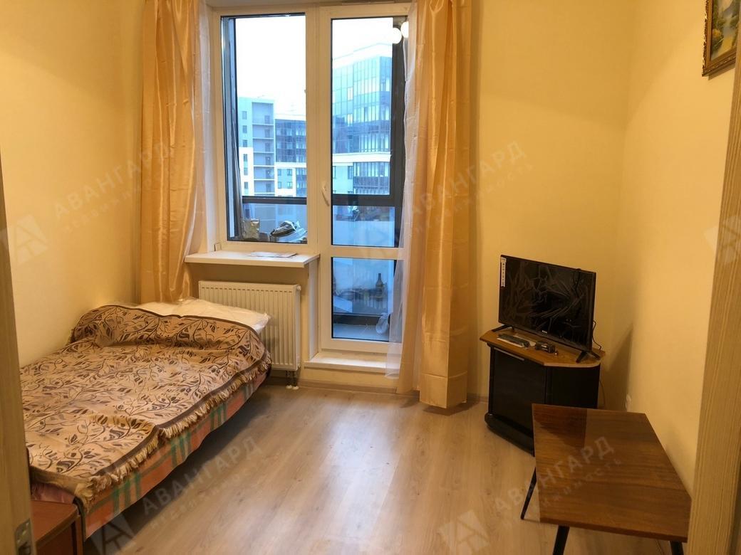 1-комнатная квартира, Менделеева б-р, 11к1 - фото 1