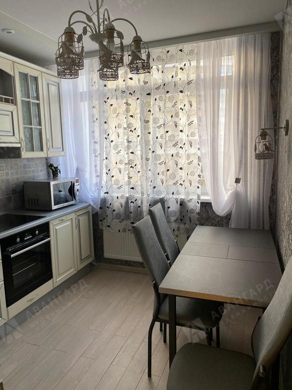 2-комнатная квартира, Просвещения пр-кт, 43 - фото 1