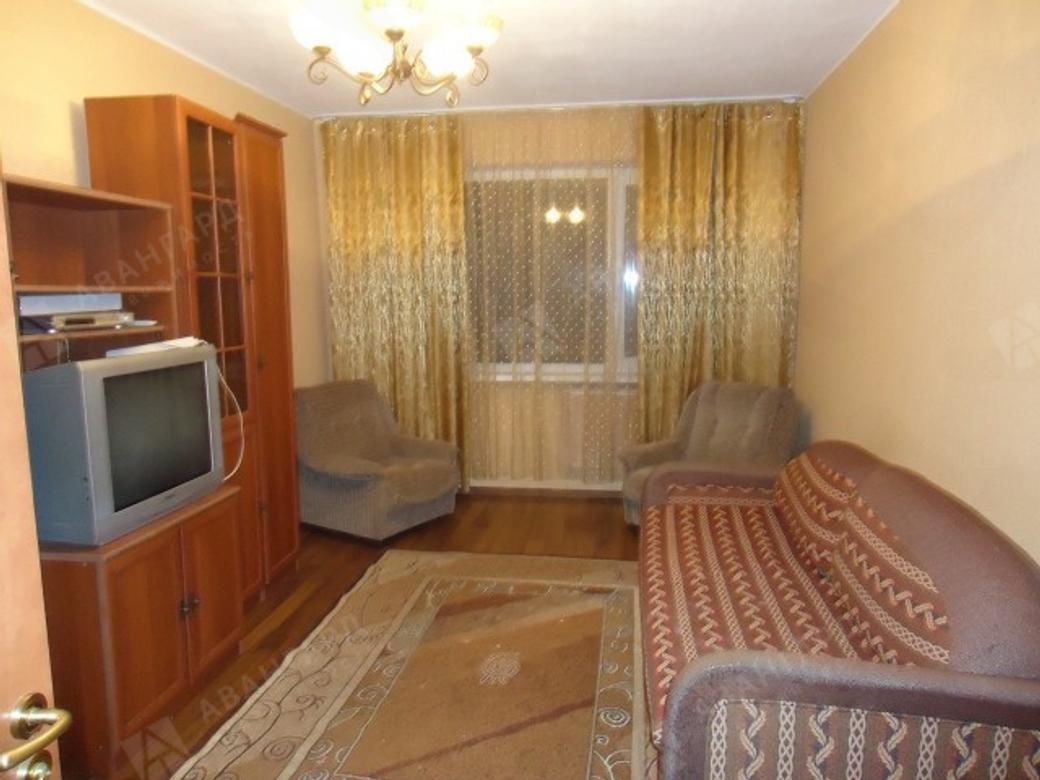 2-комнатная квартира, Прибрежная ул, 9 - фото 2