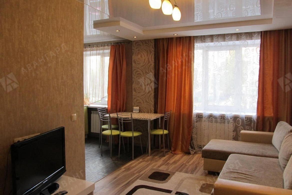 2-комнатная квартира, Славы пр-кт, 7к1 - фото 1