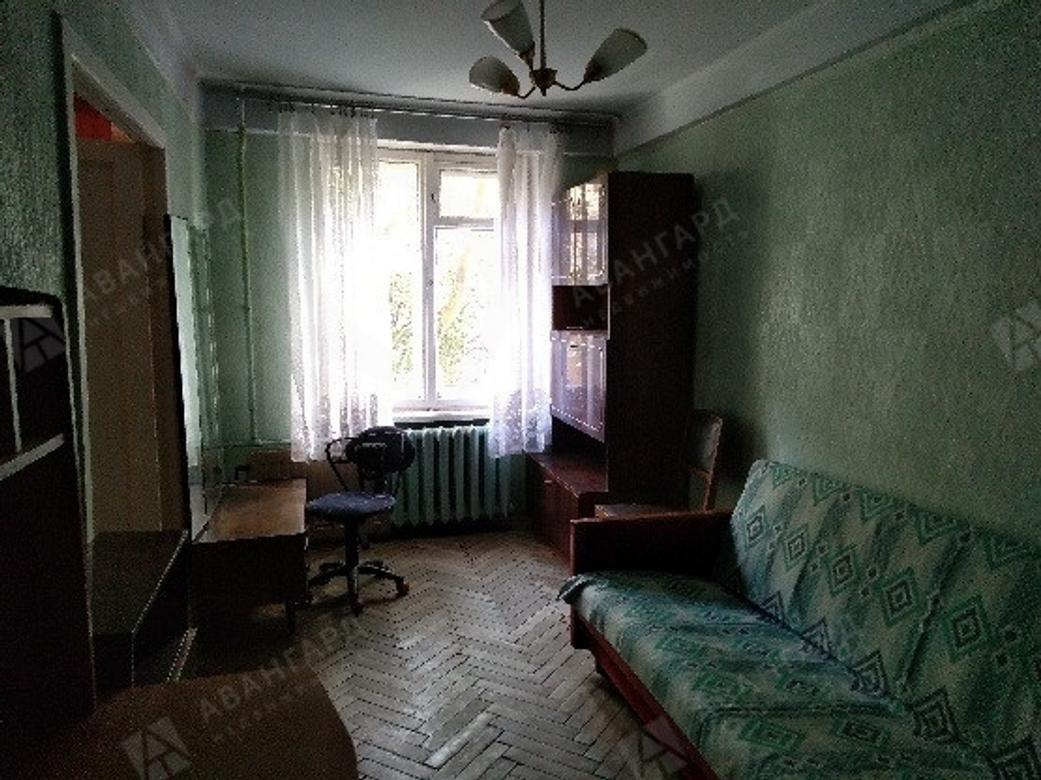 2-комнатная квартира, Ленсовета ул, 16 - фото 2