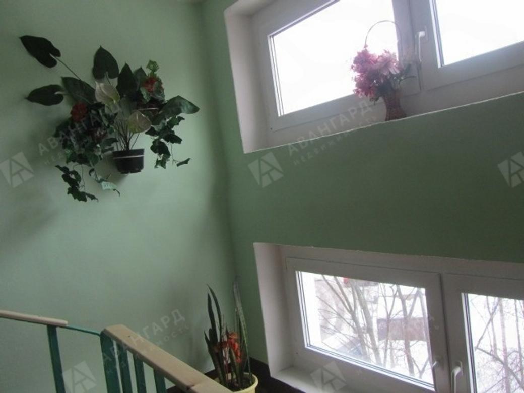 2-комнатная квартира, Луначарского пр-кт, 62к1 - фото 6