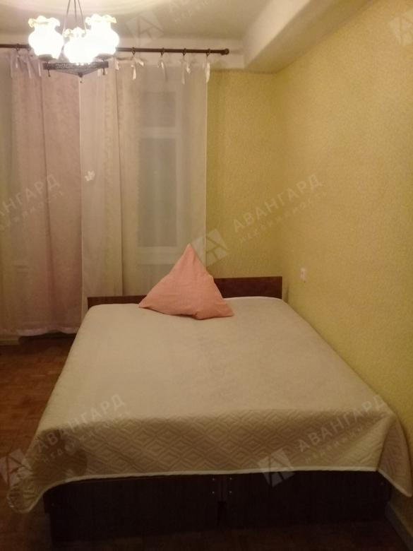 2-комнатная квартира, Витебский пр-кт, 29Ак2 - фото 1
