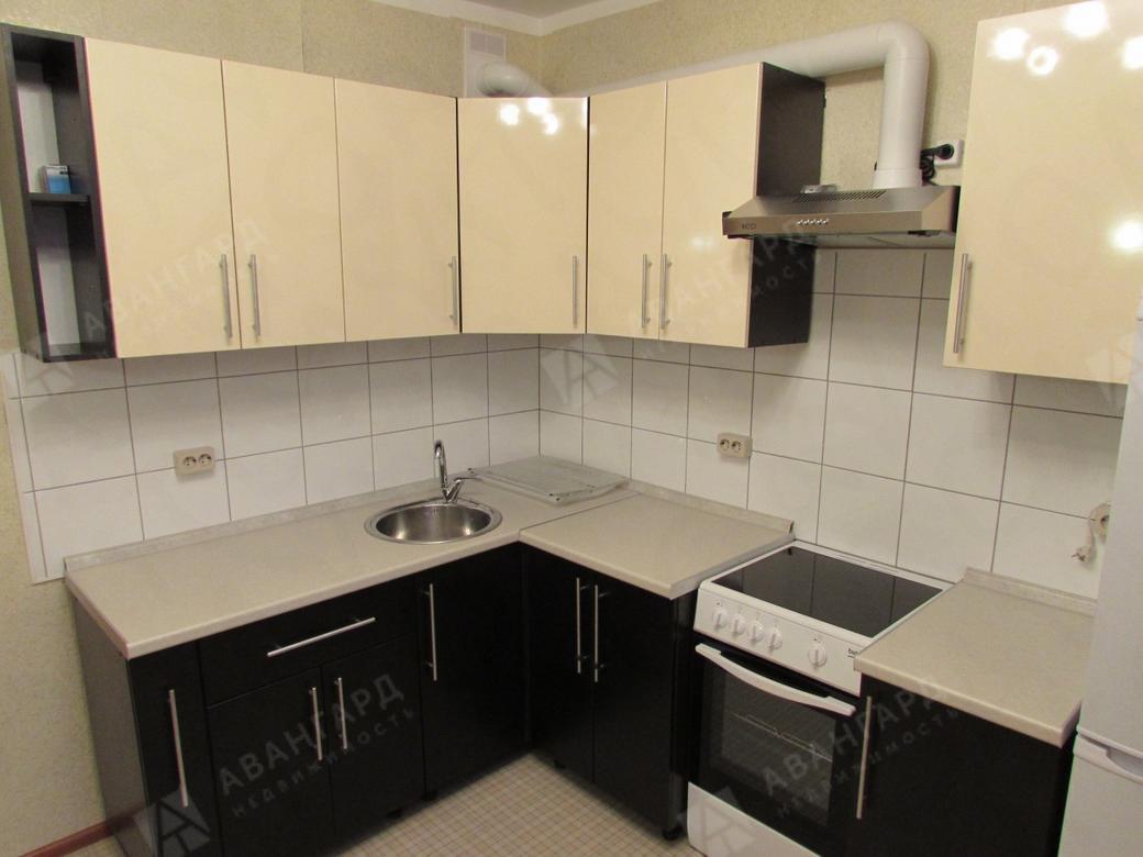 1-комнатная квартира, Кушелевская дор, 7к5 - фото 1