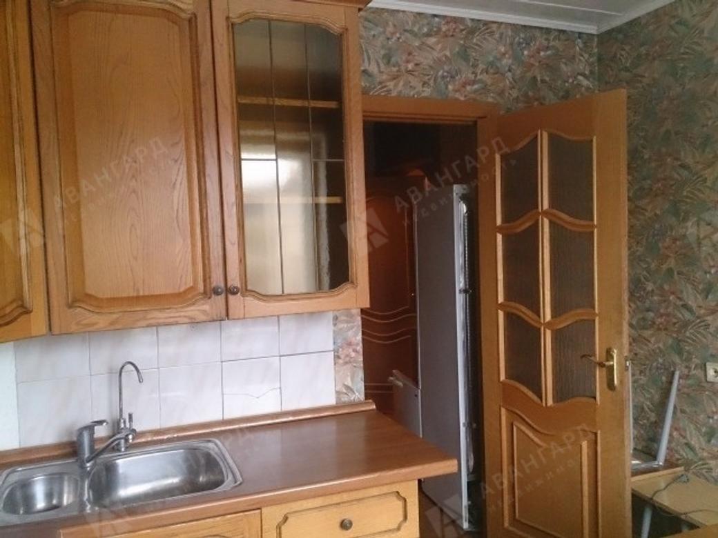 1-комнатная квартира, Искровский пр-кт, 17к1 - фото 1