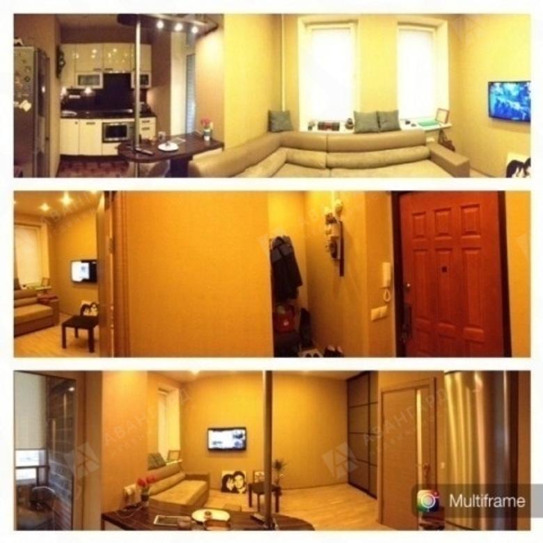 1-комнатная квартира, Ушинского ул, 3к1 - фото 1