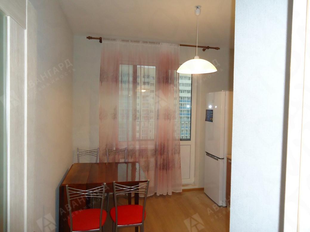 1-комнатная квартира, Героев пр-кт, 25к1 - фото 2