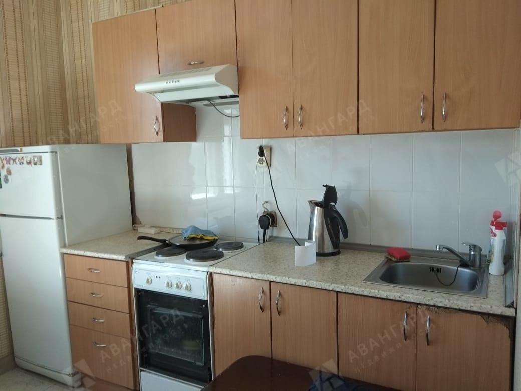 1-комнатная квартира, Учительская ул, 5к1 - фото 1