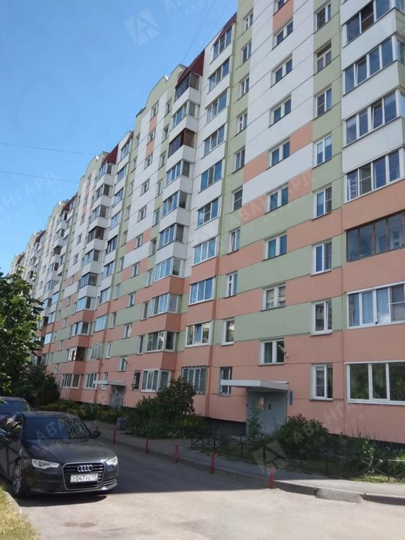 1-комнатная квартира, Учительская ул, 5к1 - фото 13