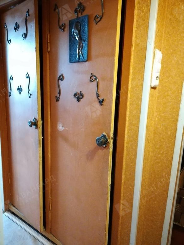 1-комнатная квартира, Ветеранов пр-кт, 3к3 - фото 11