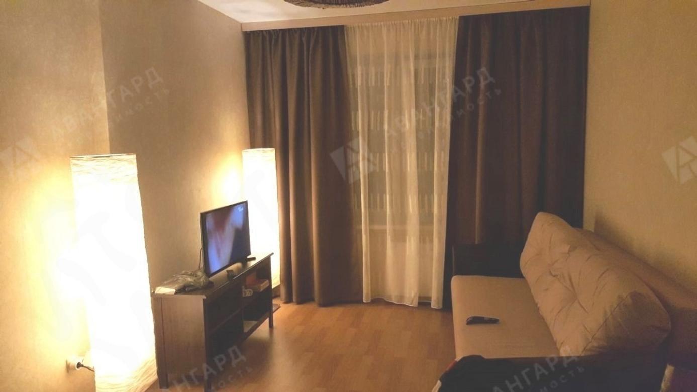 1-комнатная квартира, Валерия Гаврилина ул, 15 - фото 1