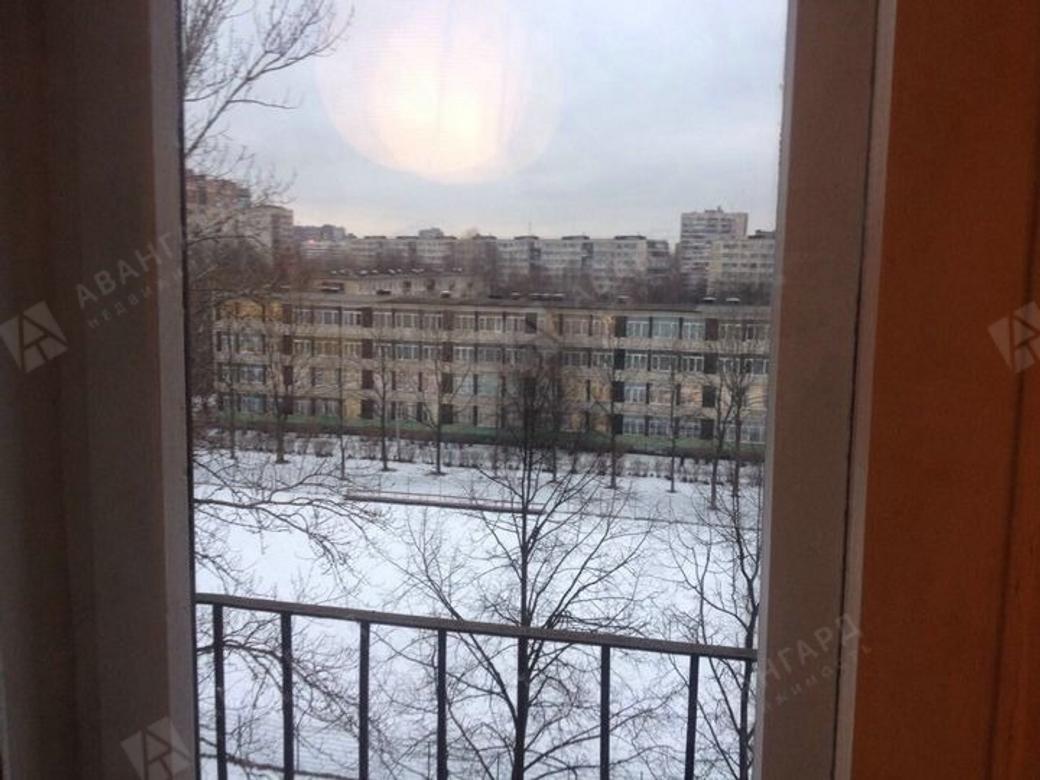 1-комнатная квартира, Пражская ул, 37к3 - фото 11