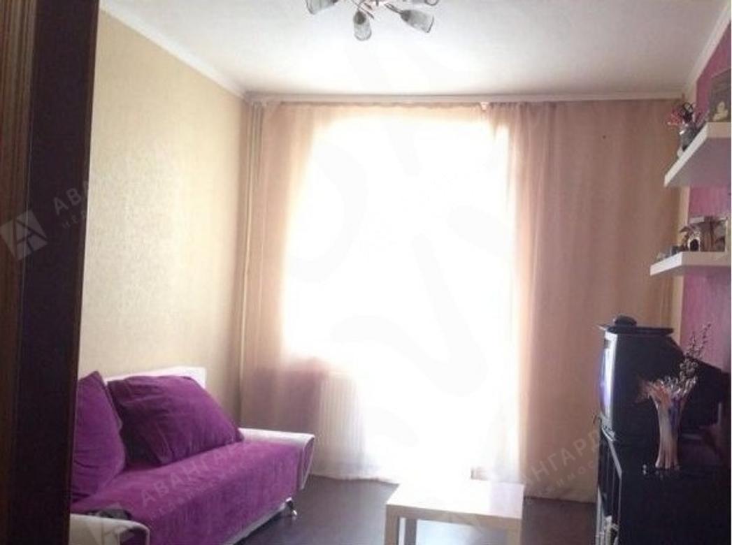 1-комнатная квартира, Энгельса пр-кт, 134к1 - фото 2