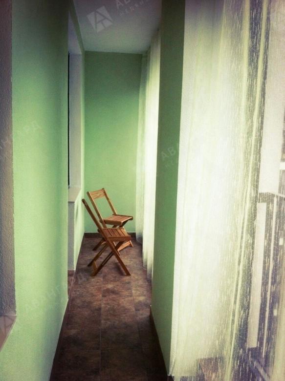 1-комнатная квартира, Кременчугская ул, 11к2 - фото 6