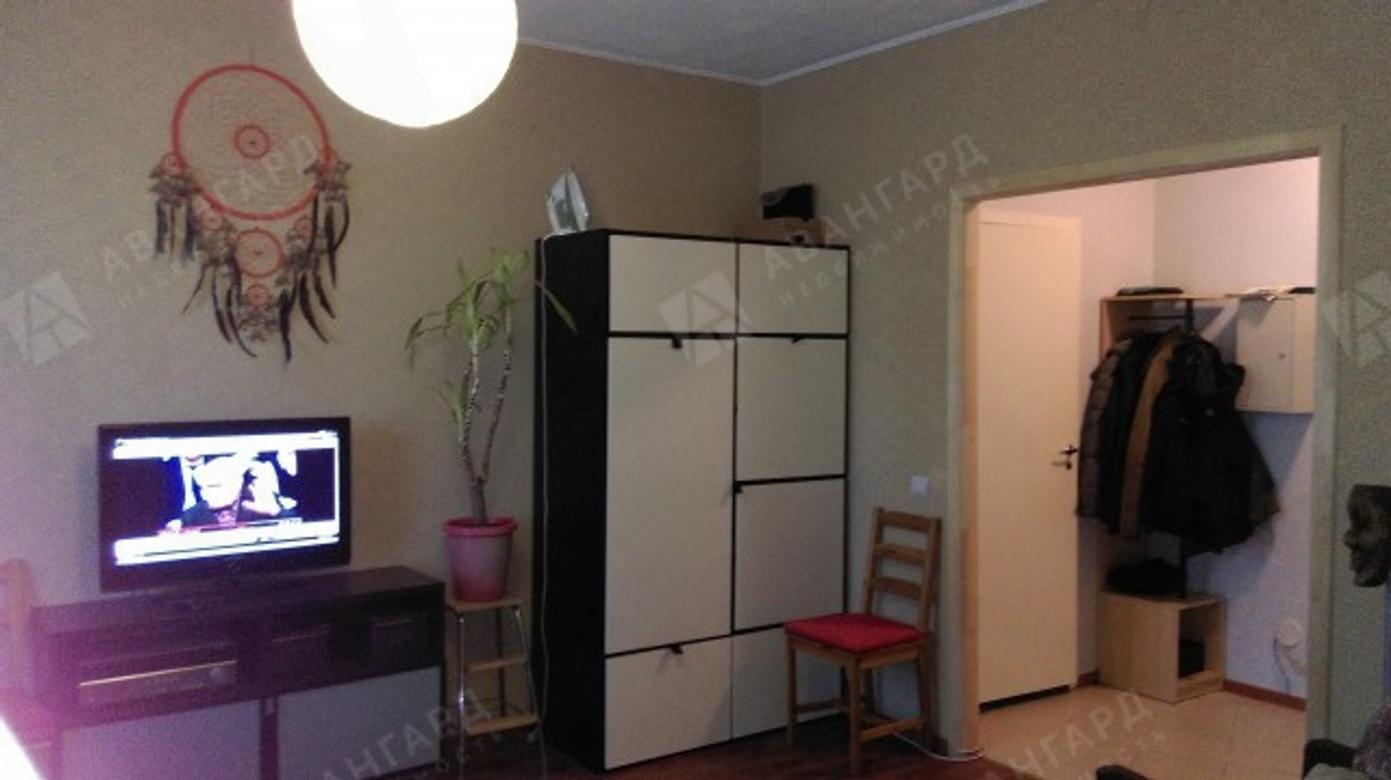 1-комнатная квартира, Белградская ул, 52к1 - фото 1