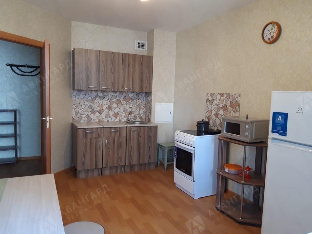 1-комнатная квартира, Заречная ул, 41 - фото 1