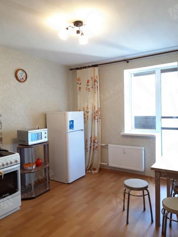 1-комнатная квартира, Заречная ул, 41 - фото 2
