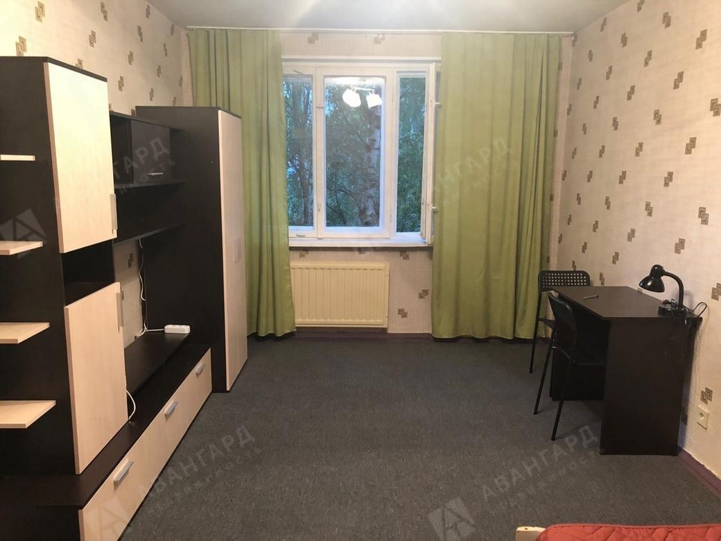 1-комнатная квартира, Композиторов ул, 19 - фото 1