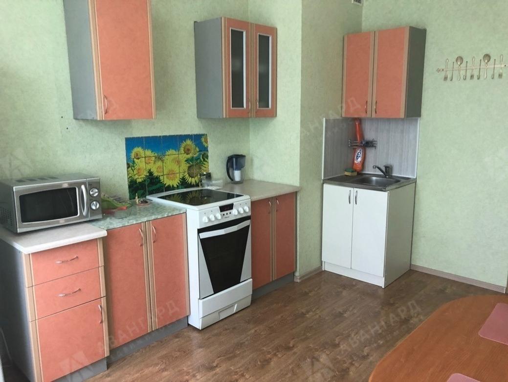 1-комнатная квартира, Туристская ул, 30к2 - фото 1