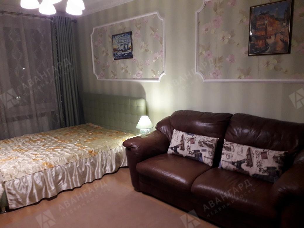 1-комнатная квартира, Кременчугская ул, 9к2 - фото 1