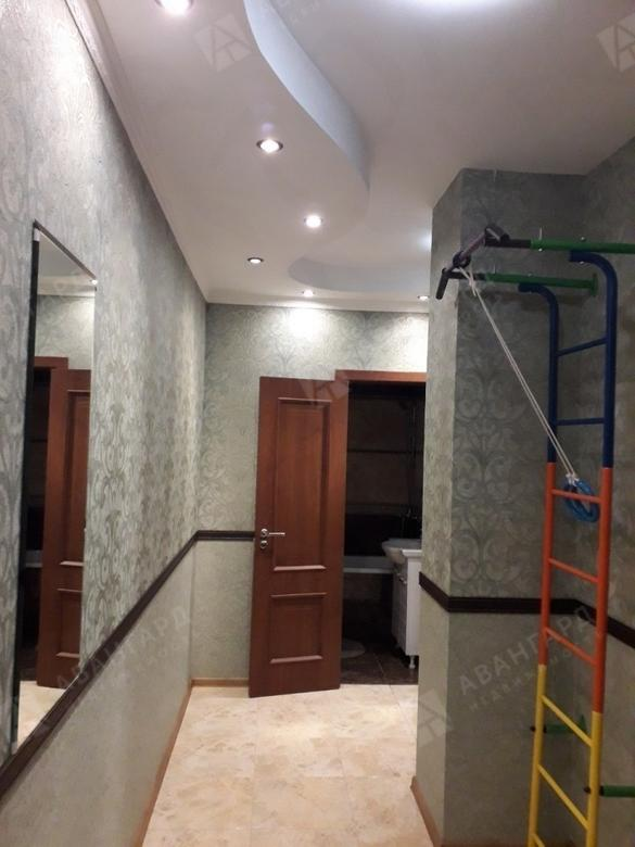 1-комнатная квартира, Кременчугская ул, 9к2 - фото 10