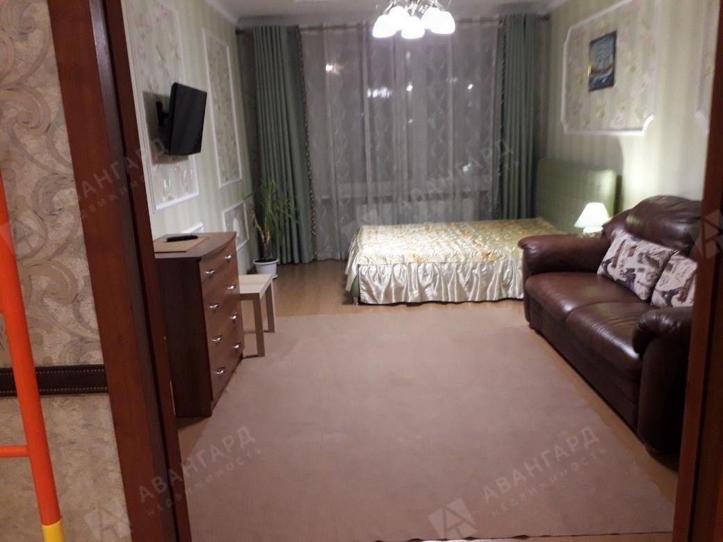 1-комнатная квартира, Кременчугская ул, 9к2 - фото 2