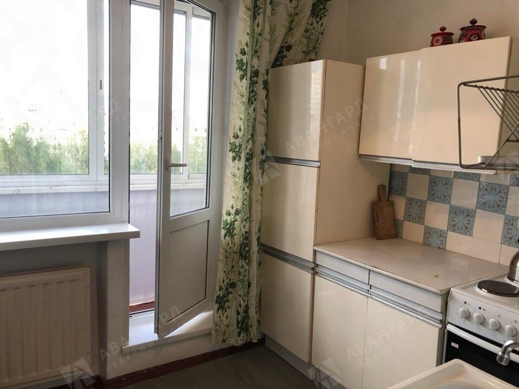 1-комнатная квартира, Композиторов ул, 1к1 - фото 1