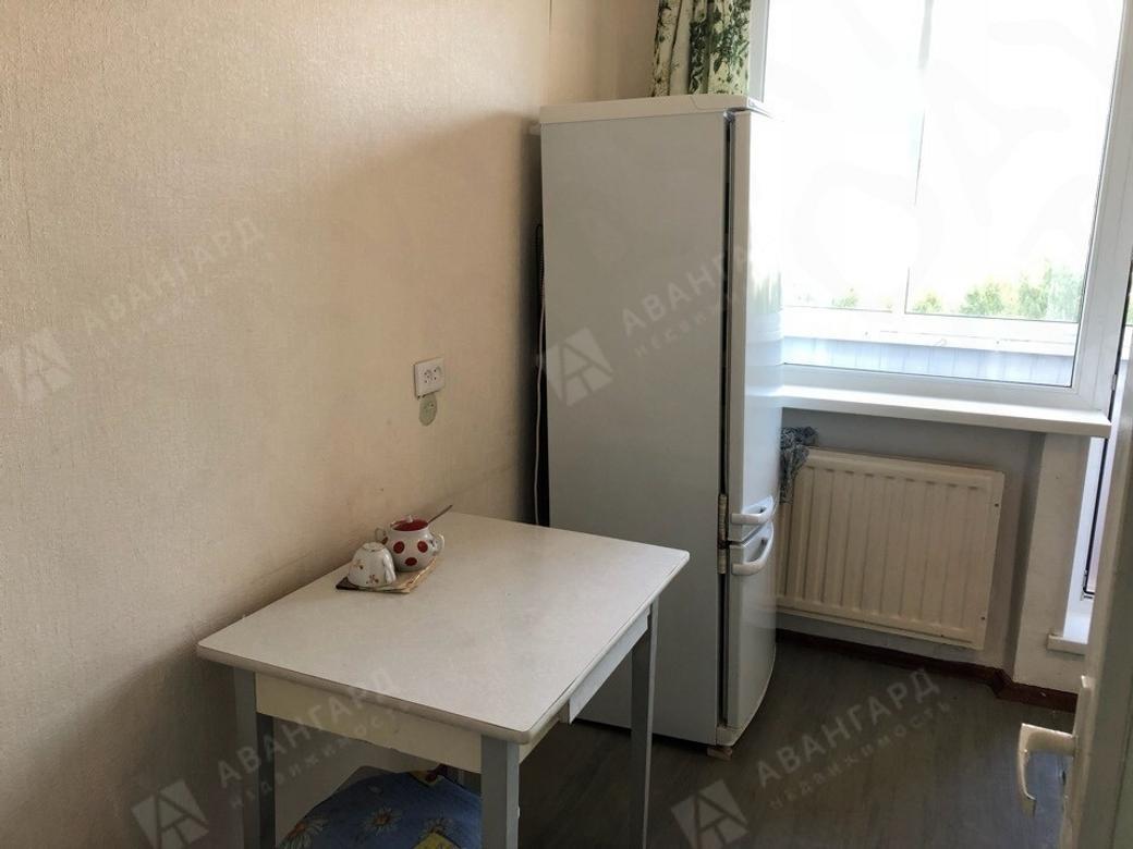 1-комнатная квартира, Композиторов ул, 1к1 - фото 2