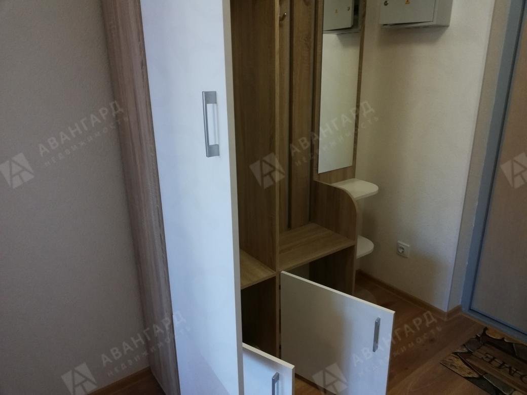1-комнатная квартира, Шоссе в Лаврики ул, 57 к.1 - фото 13