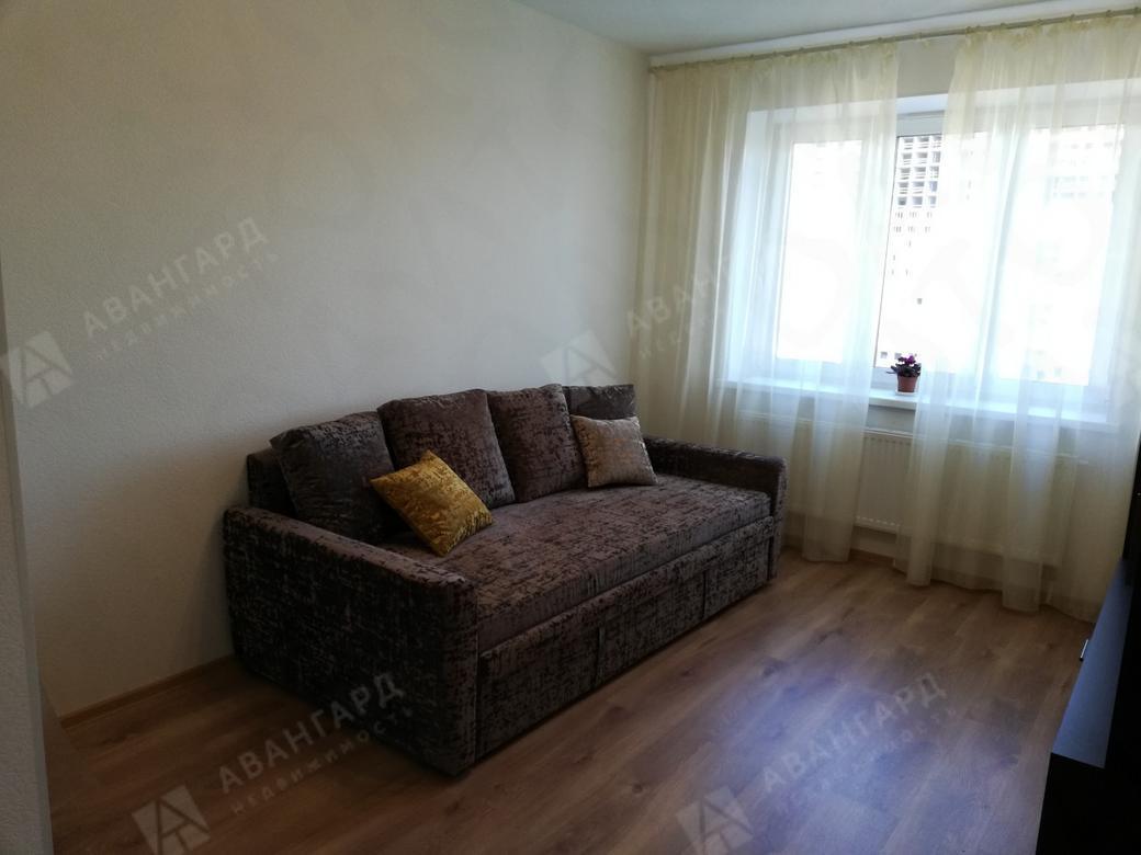 1-комнатная квартира, Шоссе в Лаврики ул, 57 к.1 - фото 2