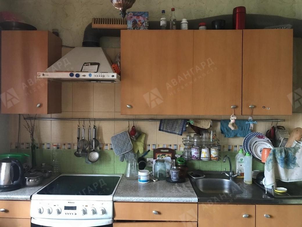 1-комнатная квартира, Октябрьская наб, 124к5 - фото 2