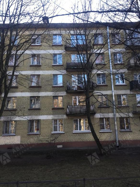 1-комнатная квартира, Светлановский пр-кт, 51 - фото 14