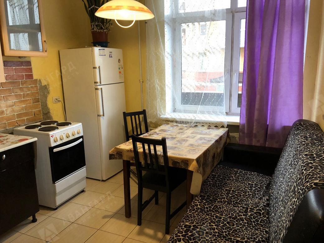 1-комнатная квартира, Токарева ул, 2 - фото 1