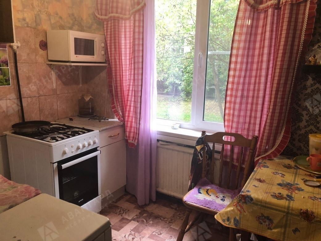 2-комнатная квартира, Вавиловых ул, 11к4 - фото 1