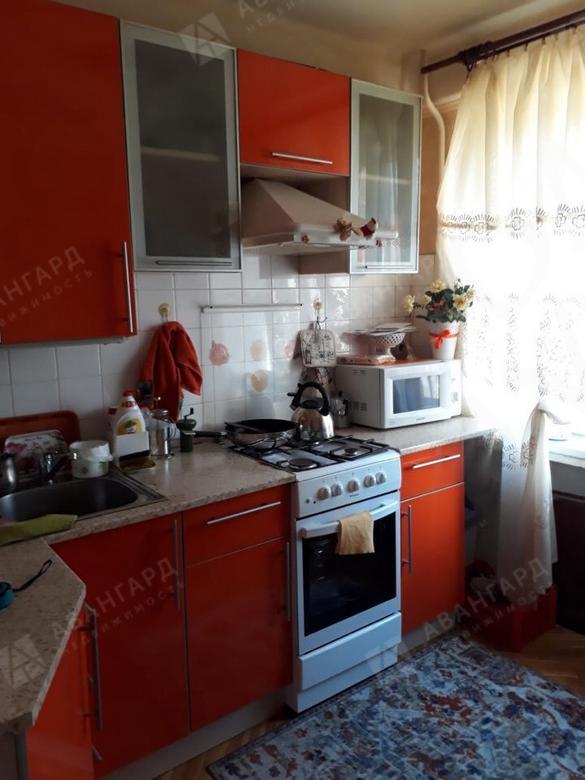 3-комнатная квартира, Светлановский пр-кт, 40к2 - фото 1
