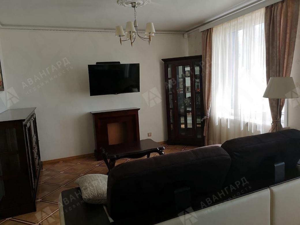 3-комнатная квартира, Петергофское ш, 45 - фото 1