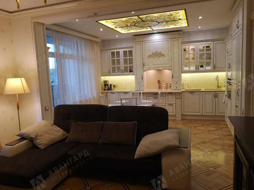 3-комнатная квартира, Петергофское ш, 45 - фото 2