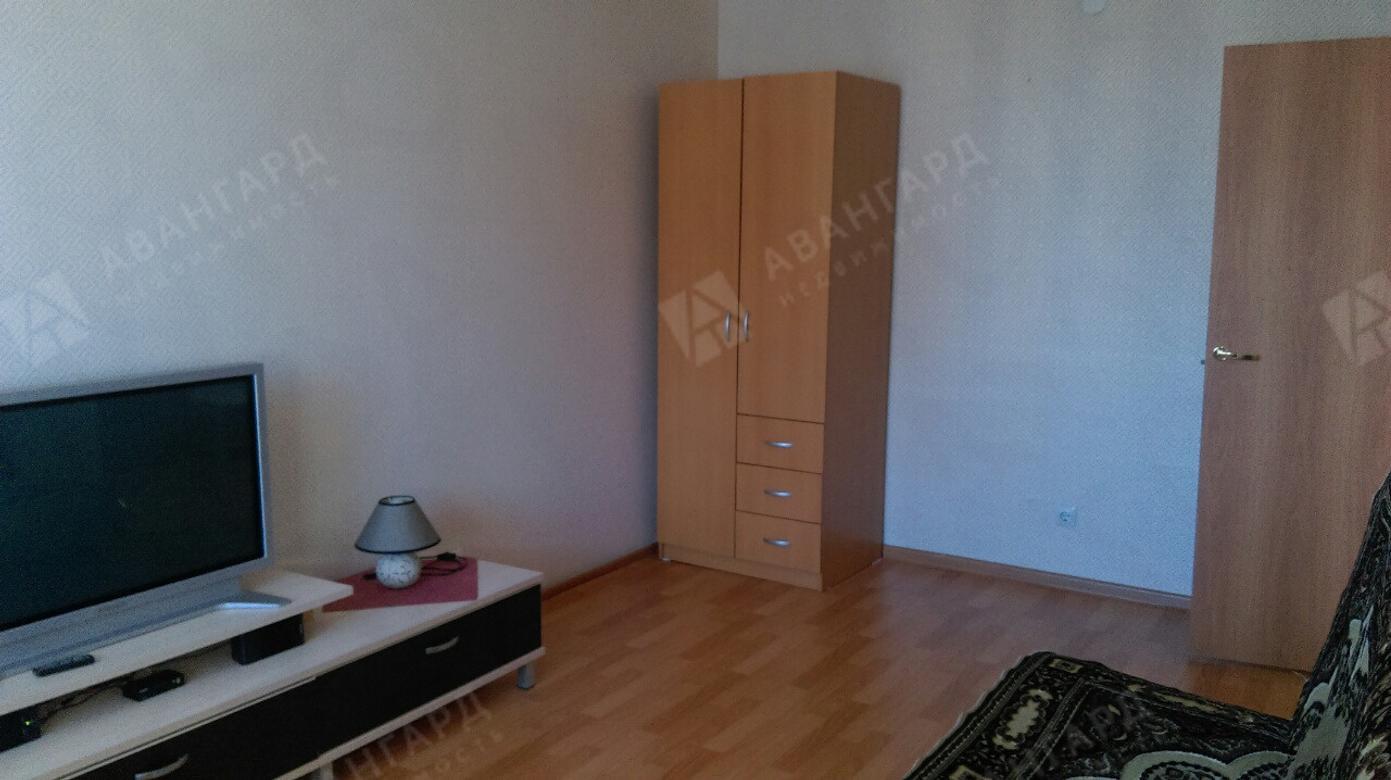 1-комнатная квартира, Фёдора Абрамова ул, 23к1 - фото 1