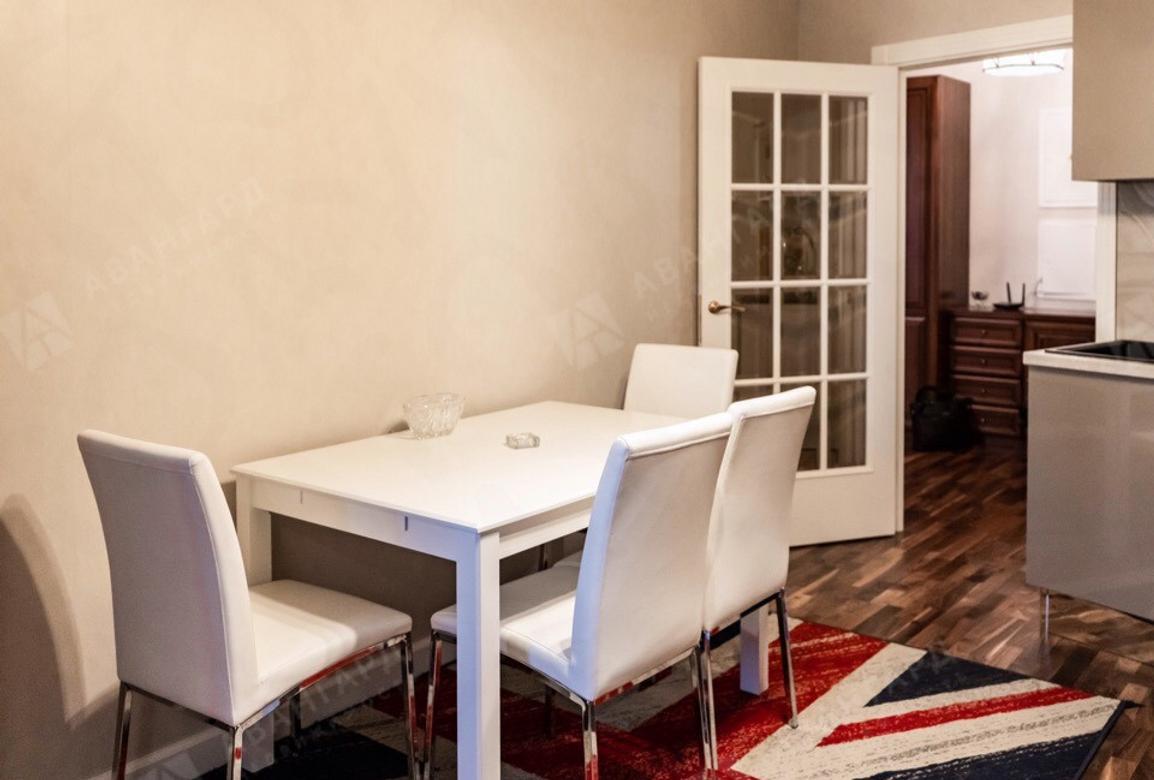 2-комнатная квартира, Ушаковская наб, 3к2 - фото 2