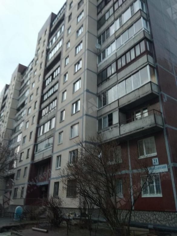 2-комнатная квартира, Комендантский пр-кт, 21к2 - фото 15