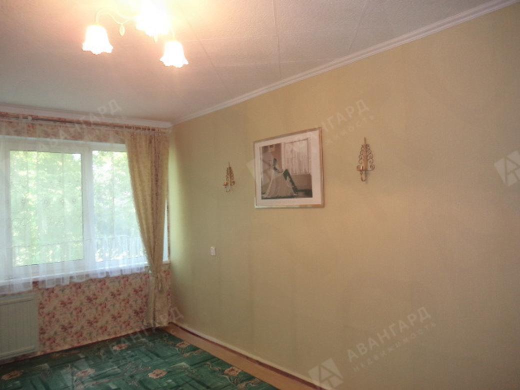 1-комнатная квартира, Ленинский пр-кт, 117к2 - фото 2
