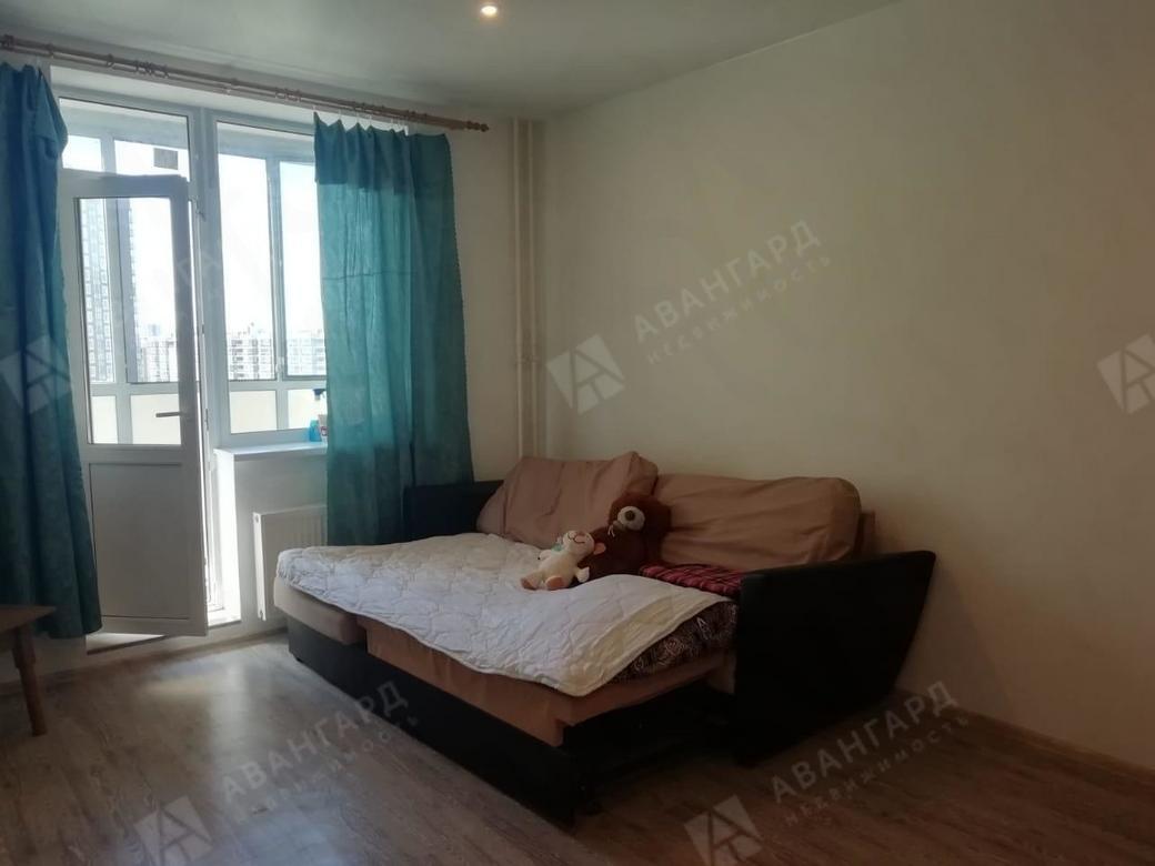1-комнатная квартира, Петровский б-р, 14к4 - фото 1