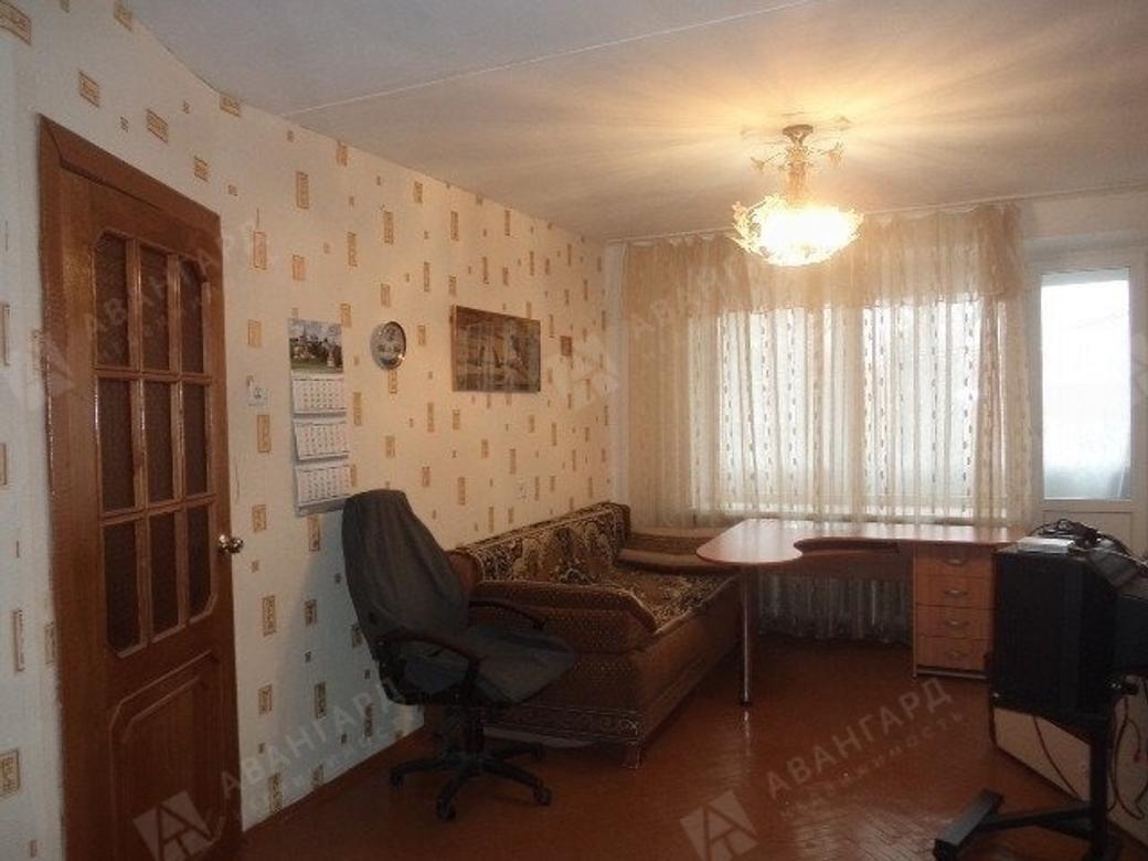 1-комнатная квартира, Будапештская ул, 38к5 - фото 1
