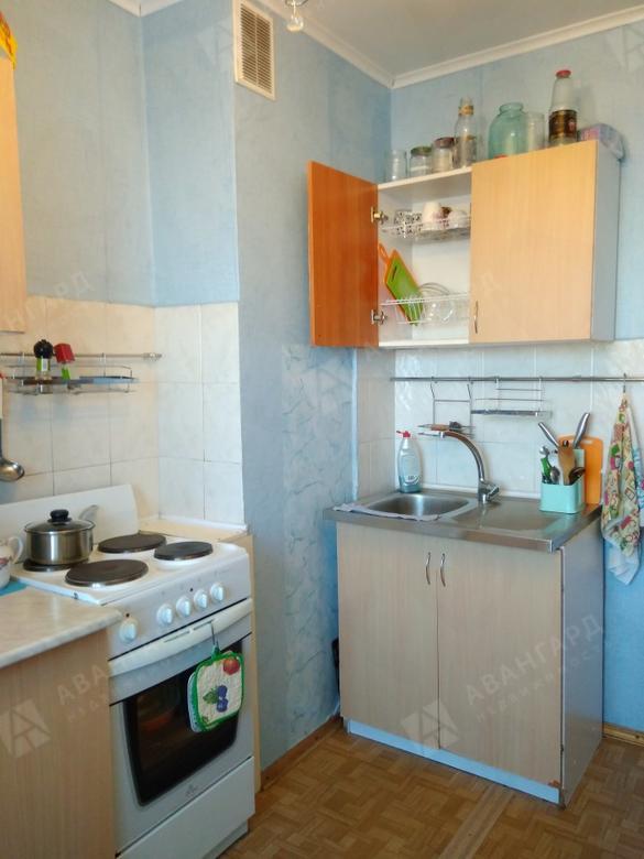 1-комнатная квартира, Гражданский пр-кт, 118 - фото 2